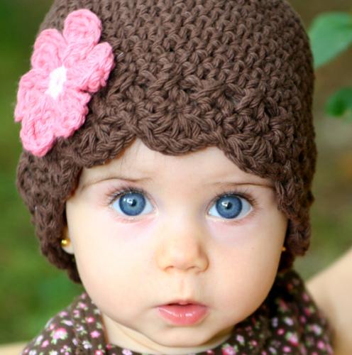 Cute Babies With Blue Eyes And Brown Hair | www.pixshark ...