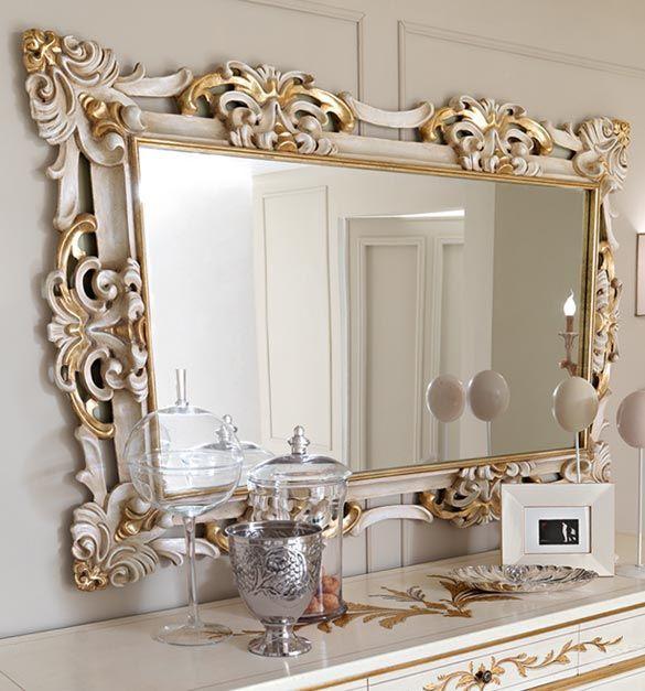 Themes For Baby Room Antique Mirrors: Salonlar İçin Dekoratif Ayna Modelleri