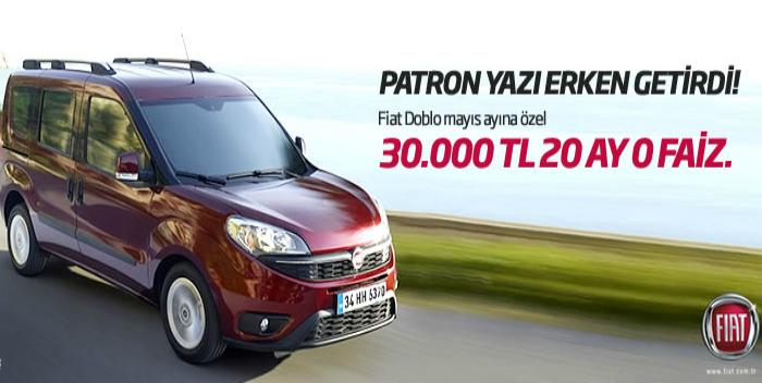 Fiat Doblo Mayıs Kampanyası
