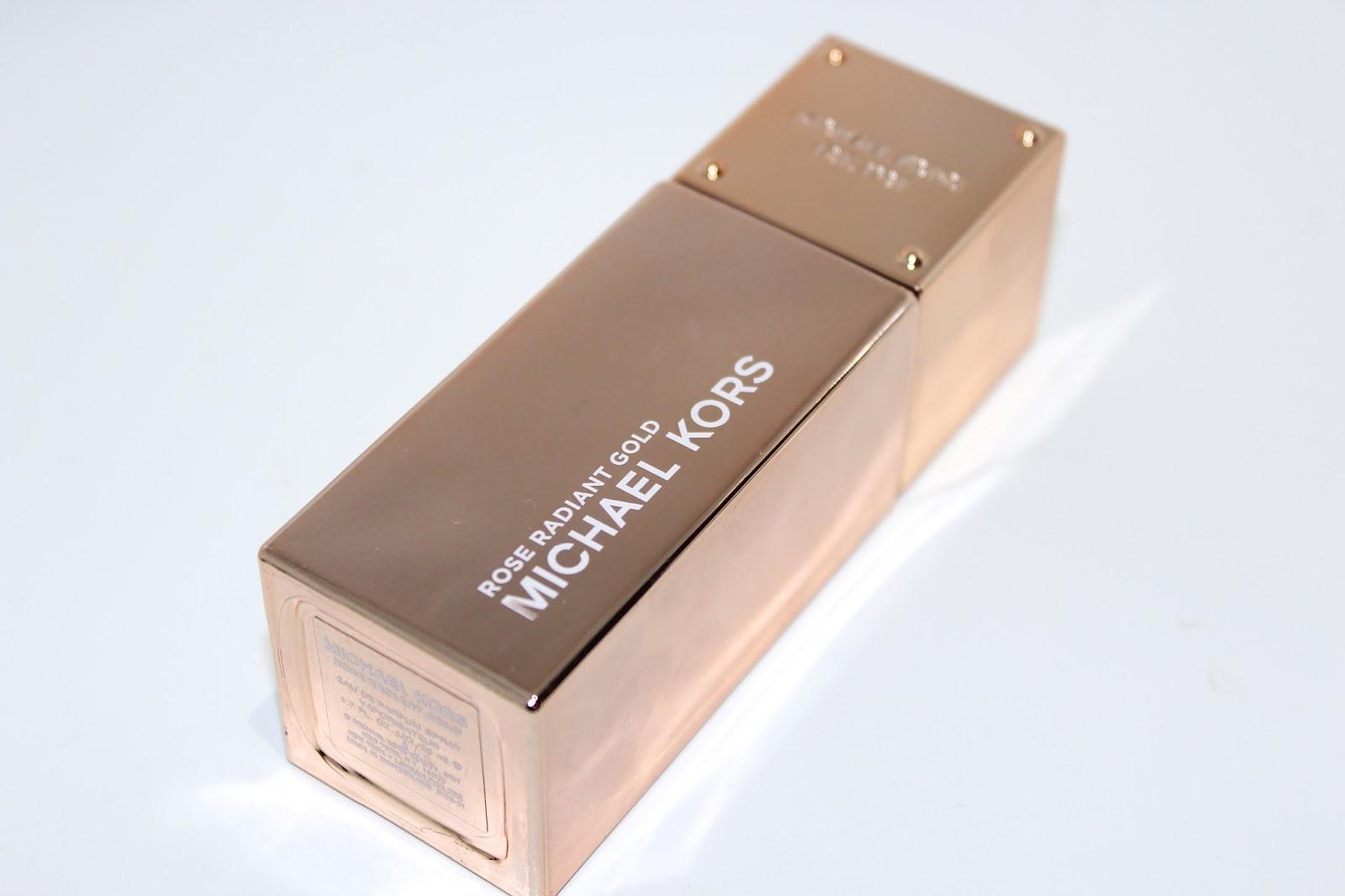Michael Kors Rose Radiant Gold