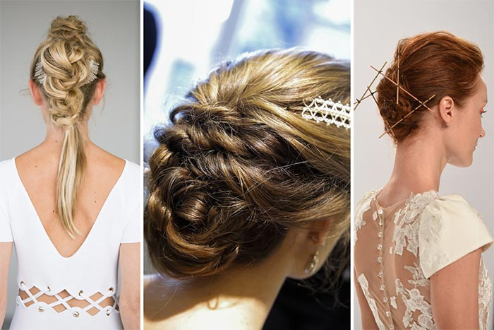 fall_2017_bridal_makeup_hairstyles_beauty_trends_braids_twists