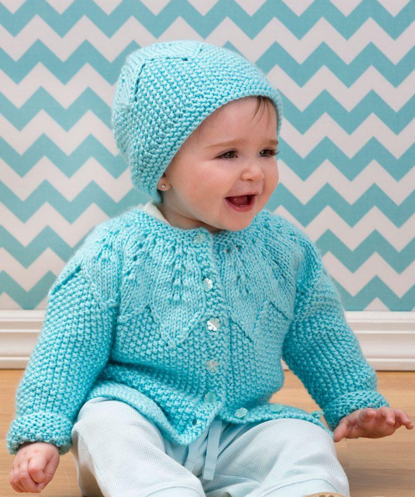 Вязание для малышей скачать бесплатно