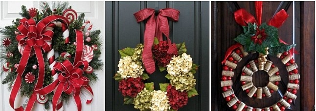 1-red-Christmas-wreaths (2)