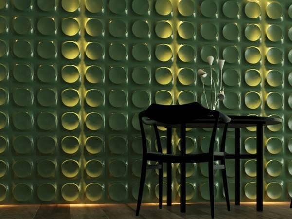 Üç Boyutlu Duvar Panelleri 10