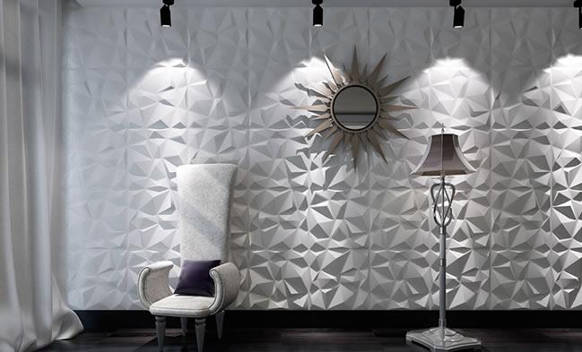 Üç Boyutlu Duvar Panelleri 4