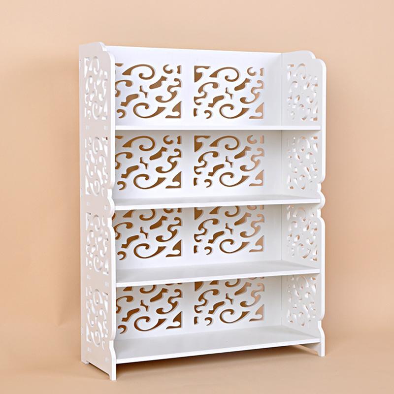 2016 Ikea Beyaz Oymali Dekoratif Raf Modeli