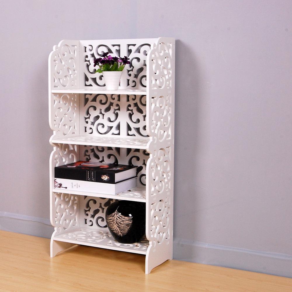 Ikea Beyaz Oymali Dekoratif Raf Modeli 2016