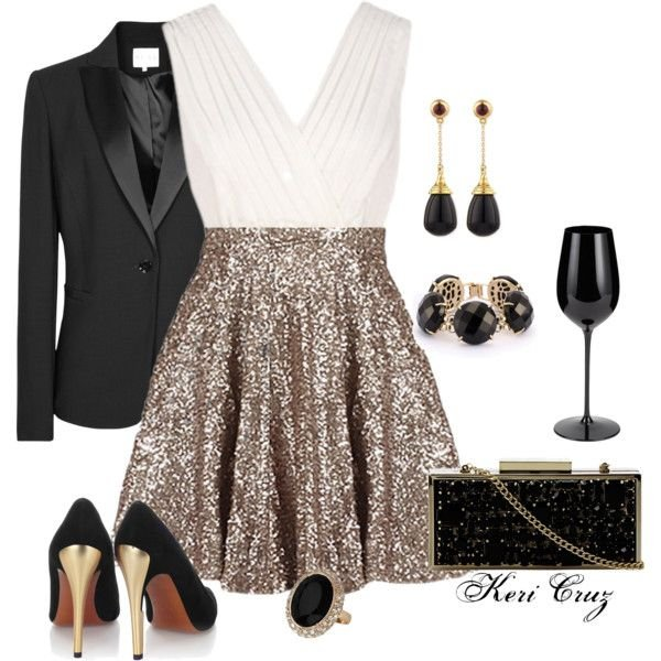 2015-stylish-party-outfit-idea
